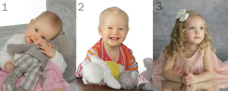 Lapsikuvausta Helioksella